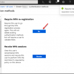 How to delegate permissions for managing MFA in Azure Active Directory