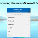 How to deploy Microsoft Edge Chromium stable version using Configuration Manager