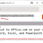 New Microsoft Edge chromium browser supports for windows information protection (WIP) – Intune