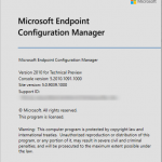 Manage BitLocker for CMG connected devices using Technical preview 2010.2