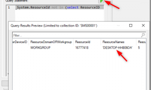 SCCM Collection for AAD joined devices (co-managed)