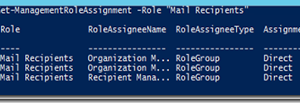 Exchange Online and Azure AD Administrative Units (AUs)